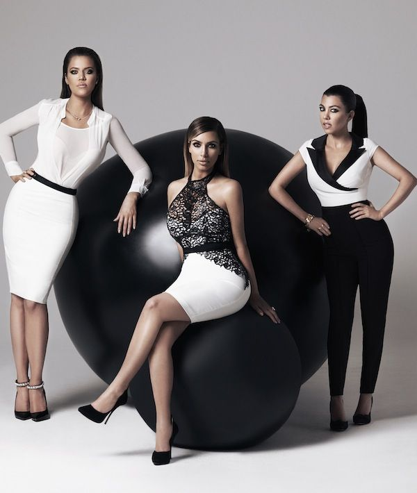 Kim, Kourtney and Khloe - Kardashian Kollection