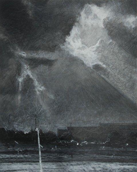 mall-storm-8x10-graphite-on-paper-2007.jpg (478×600)