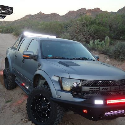 Custom Ford Raptor Build By ADD