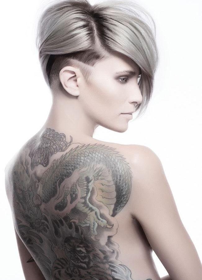 Disse 12 korte frisurer er for gode til at være sande - Kortfrisuredk.com