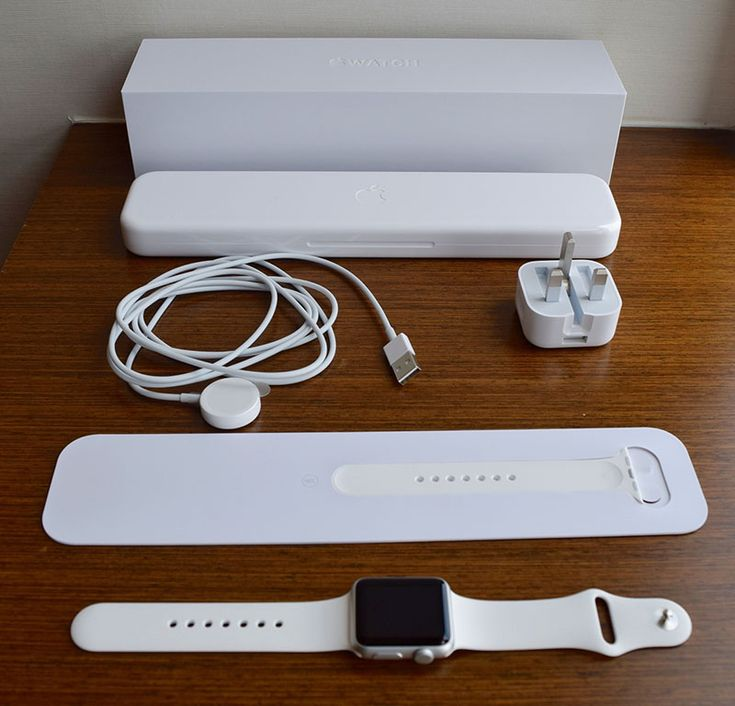 Apple Watch Sport Unboxing