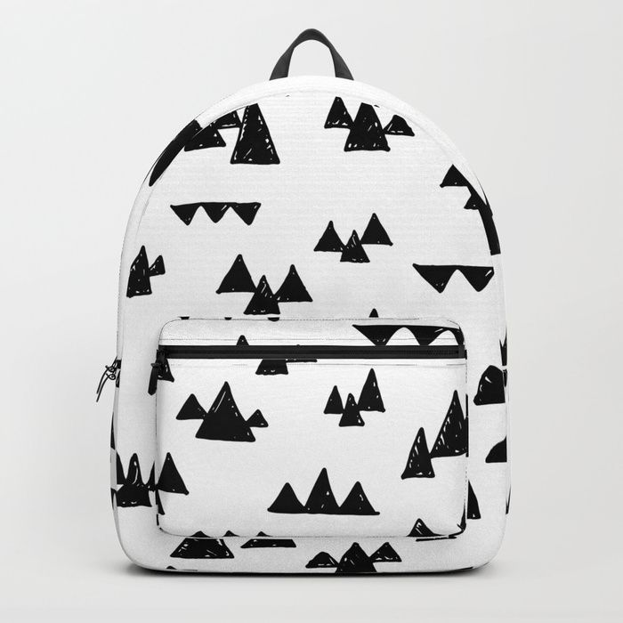 Nordic trees Backpack