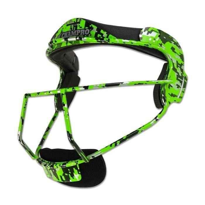 CHAMPRO The Grill Youth or Adult Softball Fielders Safety Facemask CM01