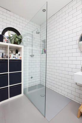 Shower. Wetroom.