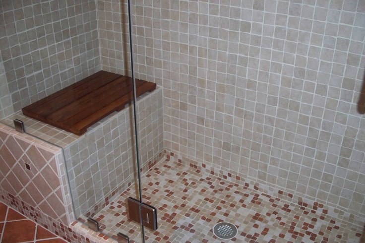 Bathroom I just finished for a friend in York, PA, used to be an ugly old tub here