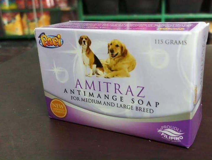 Papi Amitraz Soap Anti Mange Soap For Medium And Large Dogs