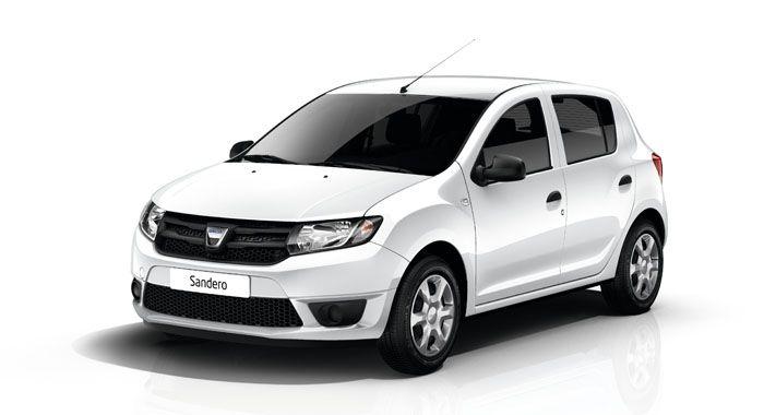 Location Dacia Sandero / 4 à 7 jours 30 €