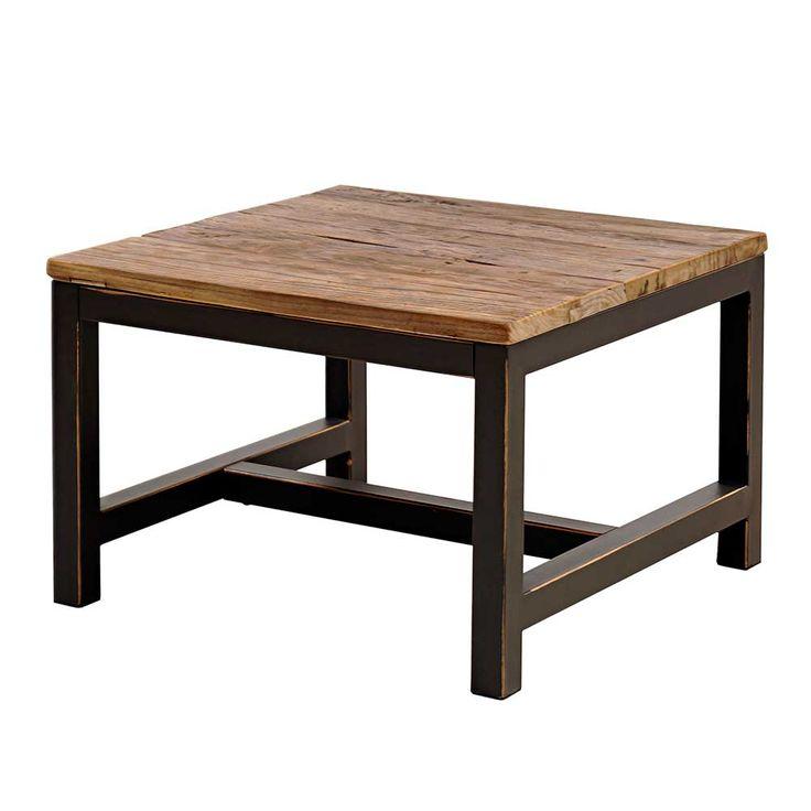25 beste idee n over couchtisch altholz op pinterest for Echtholztisch wohnzimmer