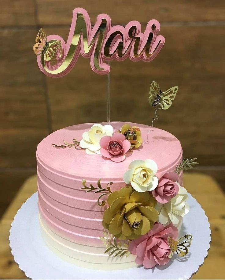 Pin de Daiane menis em bolo decorado | Bolos decorados, Bolo