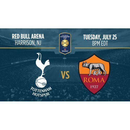 Tottenham recibe a Roma en punto de las 19:00 hrs. (MX). Tottenham vs Roma en Vivo Online será transmitido por ESPN, SiriusXM FC y ESPN Deportes Radio.