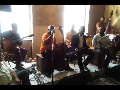dOCUMENTA 13: Theaster Gates and the Black Monks of Mississippi - YouTube