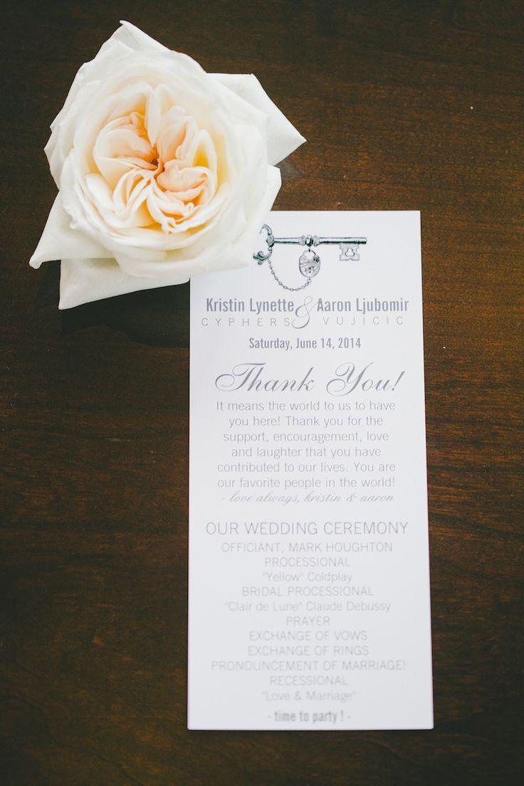 do you invite officiant to wedding reception%0A Thank you ideas