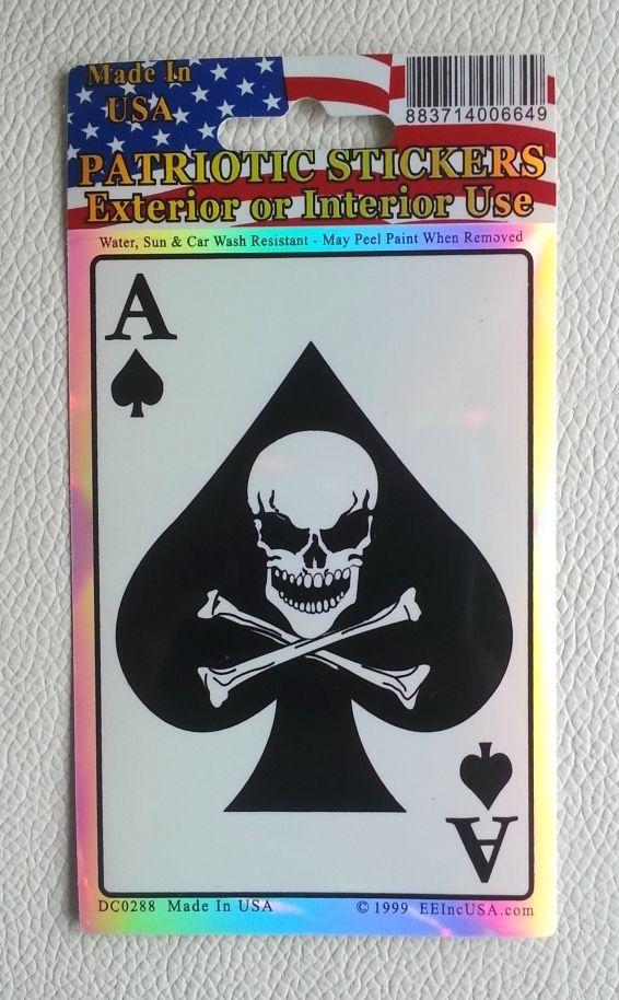 Airborne Death card
