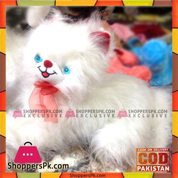 Buy Stuff White Cat 22inch At Best Price In Pakistan Cats Stuff To Buy Pakistan