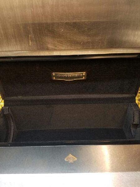 ★アルマンドブリニャクブラン金の空き箱、専用ケース/ドンペリ_画像3