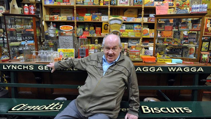 TREASURES: Brian and Barbara Lynch's incredible collection will be featured on Aussie Pickers tonight. Picture: Les Smith