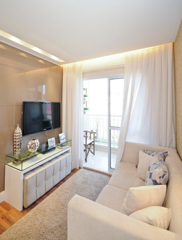 Die besten 25+ Gardinen weiß Ideen auf Pinterest Gardinen - moderne gardinen für wohnzimmer