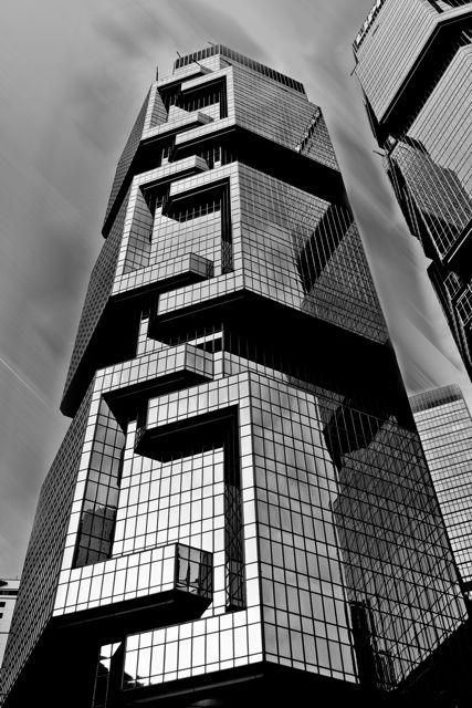 The Lippo Tower/Centre 力寶中心. Hong Kong