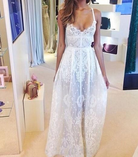 Fashion Slim Lace Dress