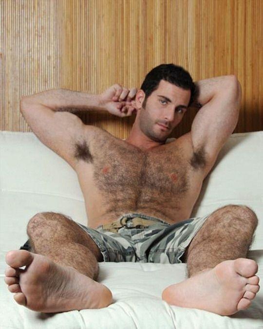 Naked Male Feet 16