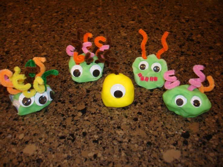 Little Monster Party Games & Printables
