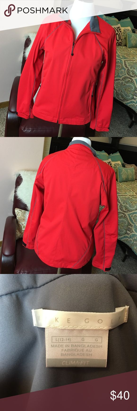 Womens Nike Golf Jacket Womens Nike Golf Jacket - Worn once or twice. Great light weight, water proof, running jacket. - I ❤ OFFERS! Nike Jackets & Coats Utility Jackets