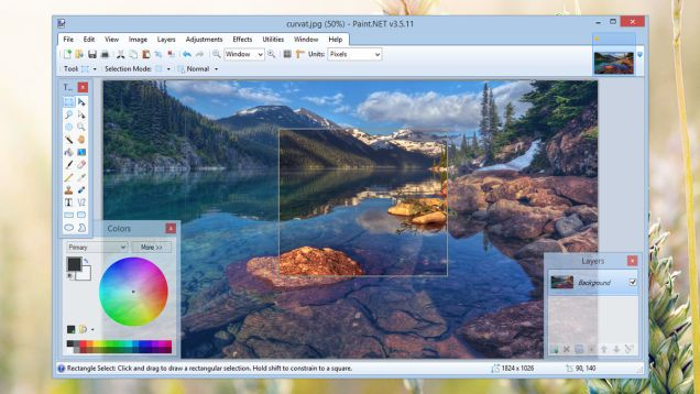 The Best Photoshop Alternatives That Are Totally Free (Field Guide/Gizmodo)