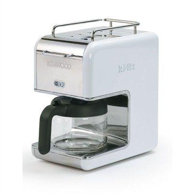 Cafetiera electrica marca Kenwood , ideala pentru a preparara o cafea la filtru delicioasa si aromata.