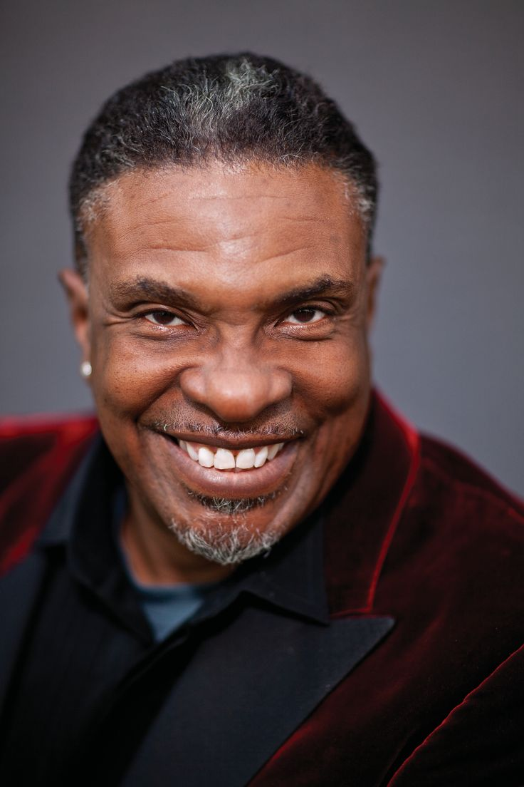 """Keith David, b. 1956 -- now appearing as Slow Drag in the Phylicia Rashad production of August Wilson's """"Ma Rainey's Black Bottom"""" at the LA Mark Taper Forum (Sept-Oct 2016)"""