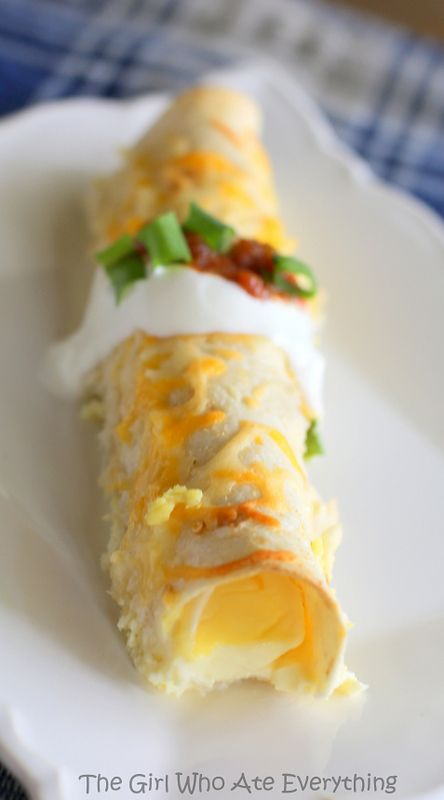 Overnight Ham and Cheese Breakfast Enchiladas | Recipe