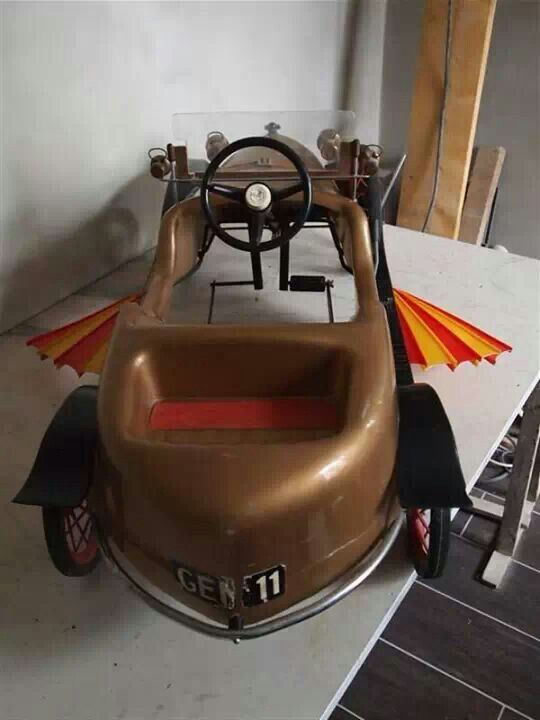 Chitty Chitty Bang Bang Pedal Car For Sale