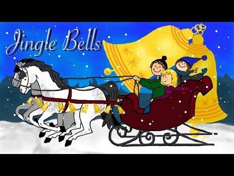 Weihnachtslieder deutsch - Jingle Bells - Weihnachtslieder zum Mitsingen - YouTube