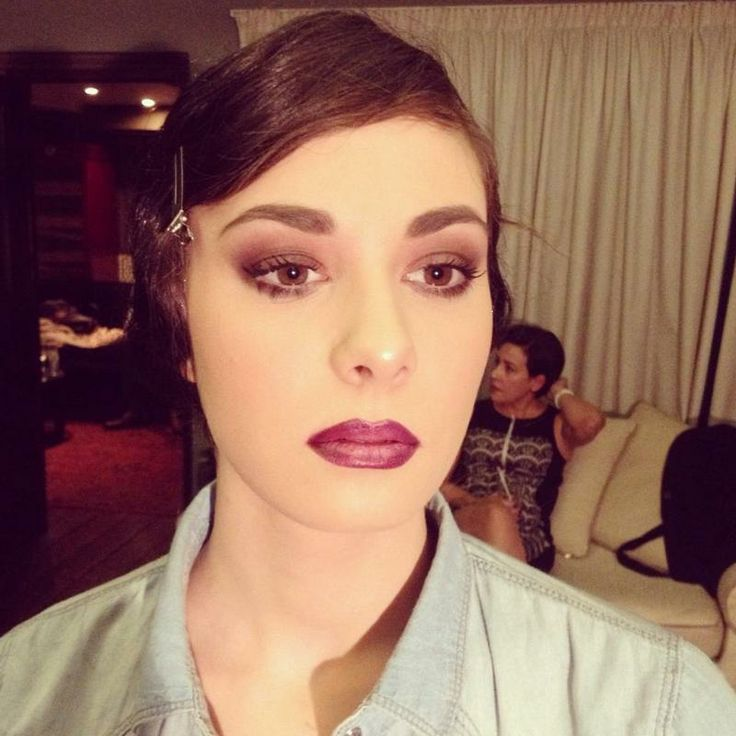 Make-up for X-clusive fashion show!