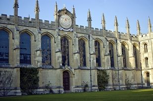 Codrington Library at Oxford University — Oxford, England