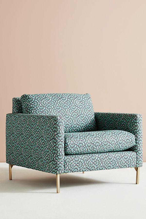 liberty for anthropologie feather fan angelina chair in 2018 por rh pinterest com