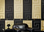 Room image 3 Versace Wallpaper - Grey Key