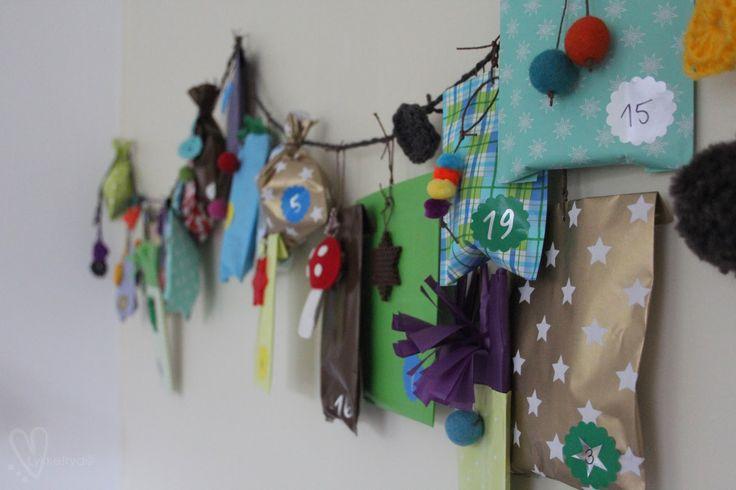 Lykkefryd: {gjør det selv} Julekalender - del 2