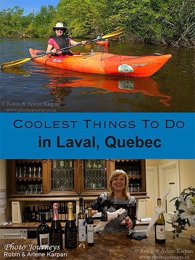 Blog posting - Coolest Things to do in Laval, Quebec - Photo Journeys