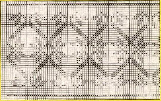 crochet em revista: motivos geométricos