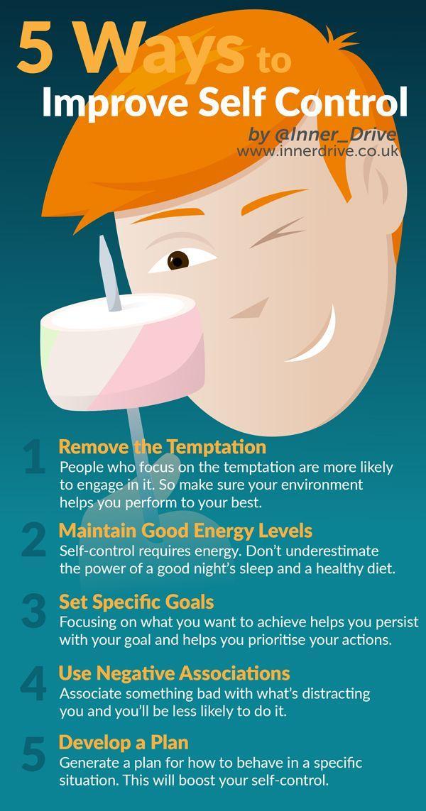 The Marshmallow Test: 5 Ways to Improve Self Control
