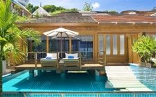KC resort, Thailand. Over Water Villa