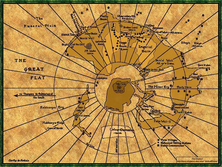 dune planet map - photo #1