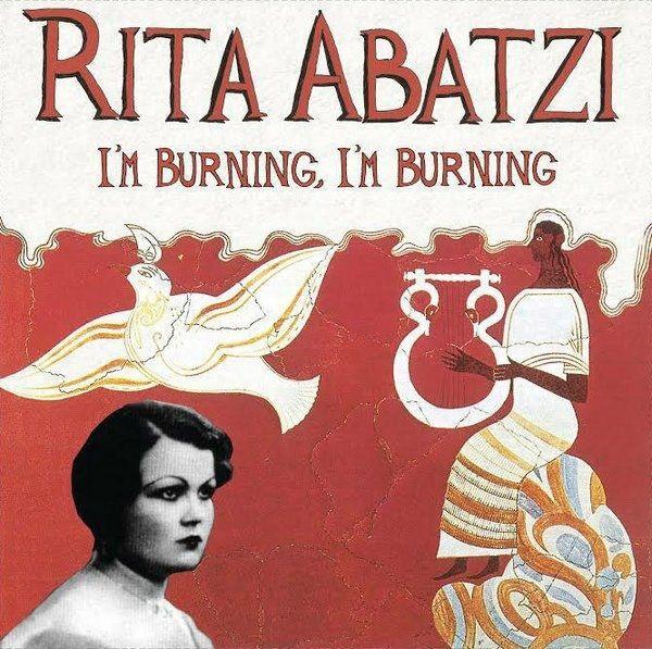 Rita Abatzi* - I'm Burning, I'm Burning (Vinyl, LP) at Discogs