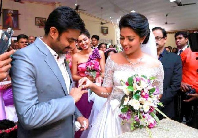 Unconditional Love – Amala Paul & Vijay Wedding Highlights #Ezwed #Celebrity #Wedding #AmalaPaul