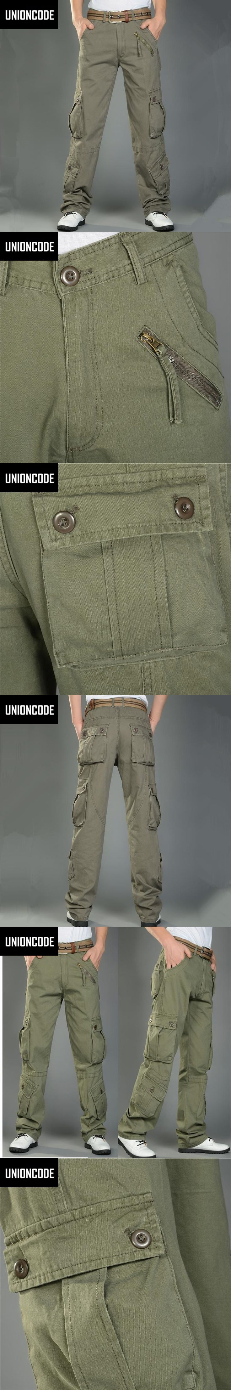 Cargo Pants Midweight Regular Direct Selling Hot Sale 2017 Mens Military Cotton Pantalones Hombre Casual Chinos For Men 520
