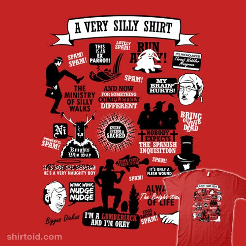 A Very Silly Shirt