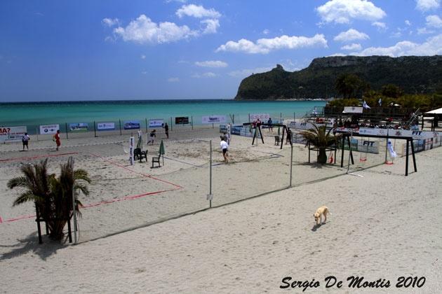 Beach Tennis Cup Cagliari 2010