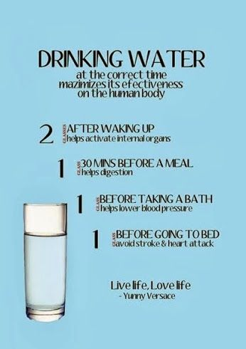 #FebruaryFavorite: Do you drink enough #water? Here are some tips to consider