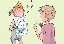 Τι σημαίνει αληθινή αγάπη; Αυτά τα 14 υπέροχα σκίτσα απαντούν..