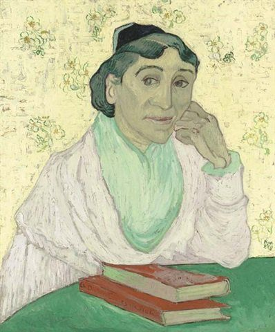 Vincent van Gogh, L'Arlésienne, Madame Ginoux (1890).Photo: Courtesy of artnet Price Database.